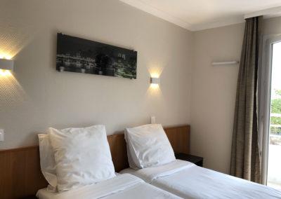 Appartement 1 chambre lits